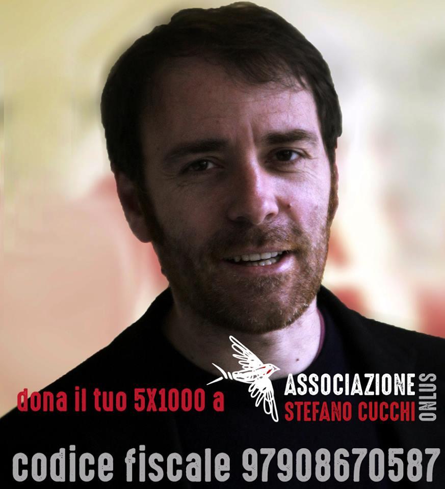 Il 5X1000 all'associazione Stefano Cucchi Onlus