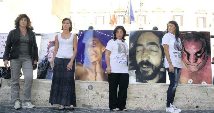 """Tortura: """"Questa legge è un'offesa. L'Italia ha paura di un vero provvedimento"""" - Stefano Cucchi Onlus"""