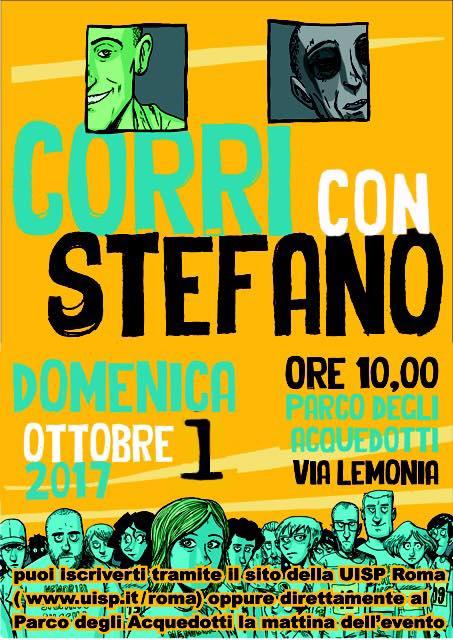 Terzo Memorial Stefano Cucchi: vi aspettiamo!